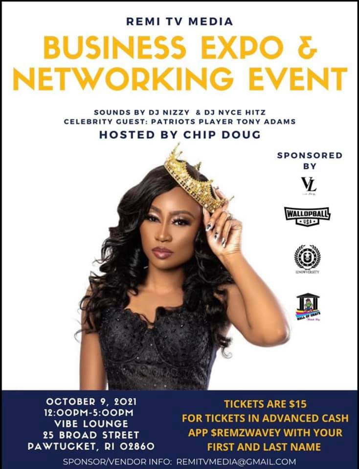 Remi TV Business Expo and Networking Event