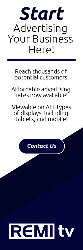 Start advertising your business online at www.remitvmedia.com