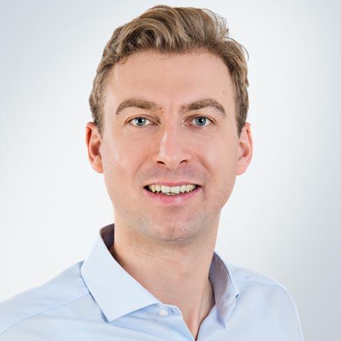 Managing Director Heiko Vetter