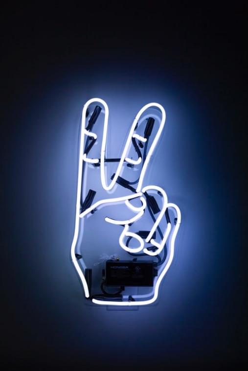 Peace out! Wir bewegen Großes mit kleinem Team und höchstem Einsatz