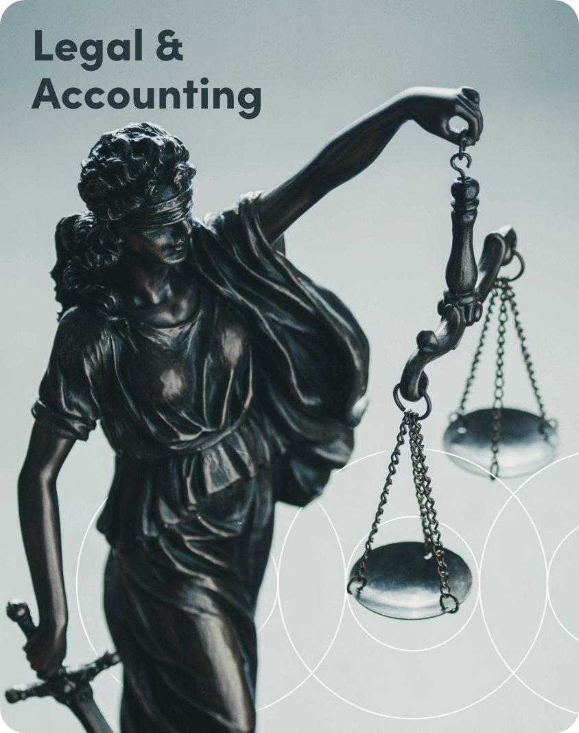 Legal and accounting beneficial owner