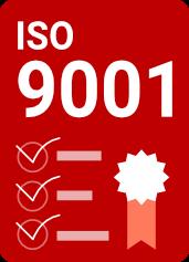 Ikona ISO 9001