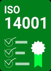Ikona ISO 14001