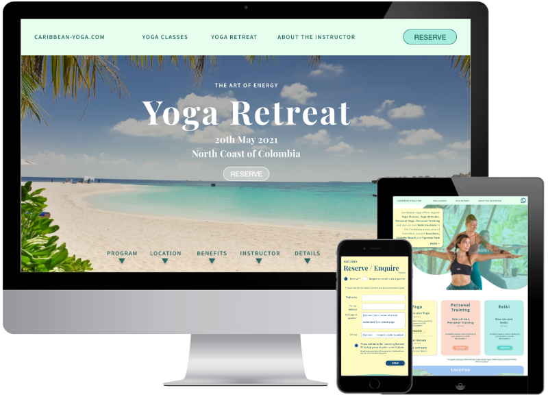 Caribbean-yoga.com
