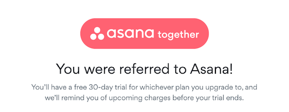 An overview of how Asana is used for individual freelance task management, small business team and project management and process automation