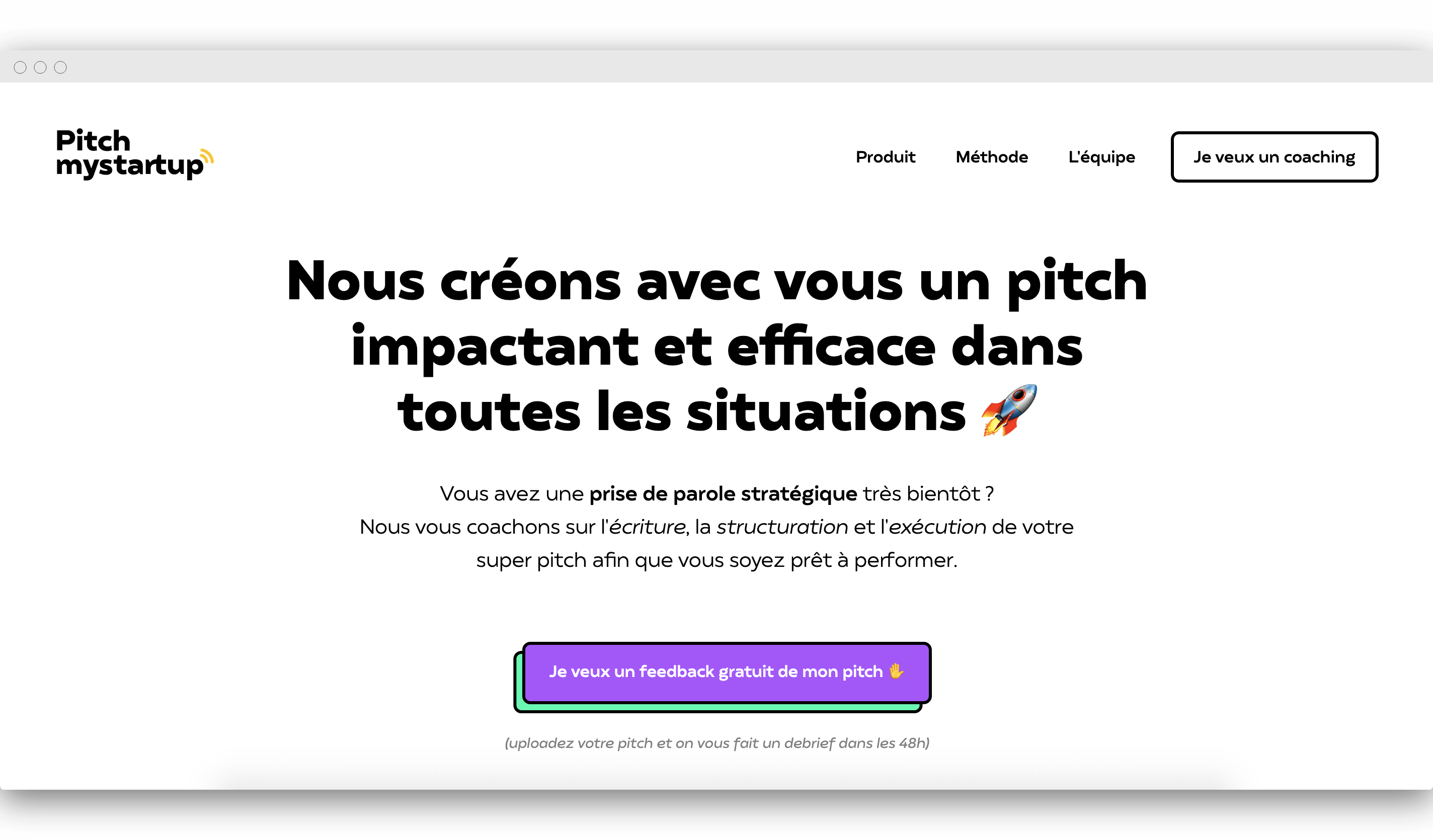 Pitch Masters