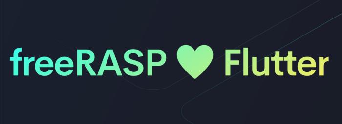 freeRASP loves Flutter
