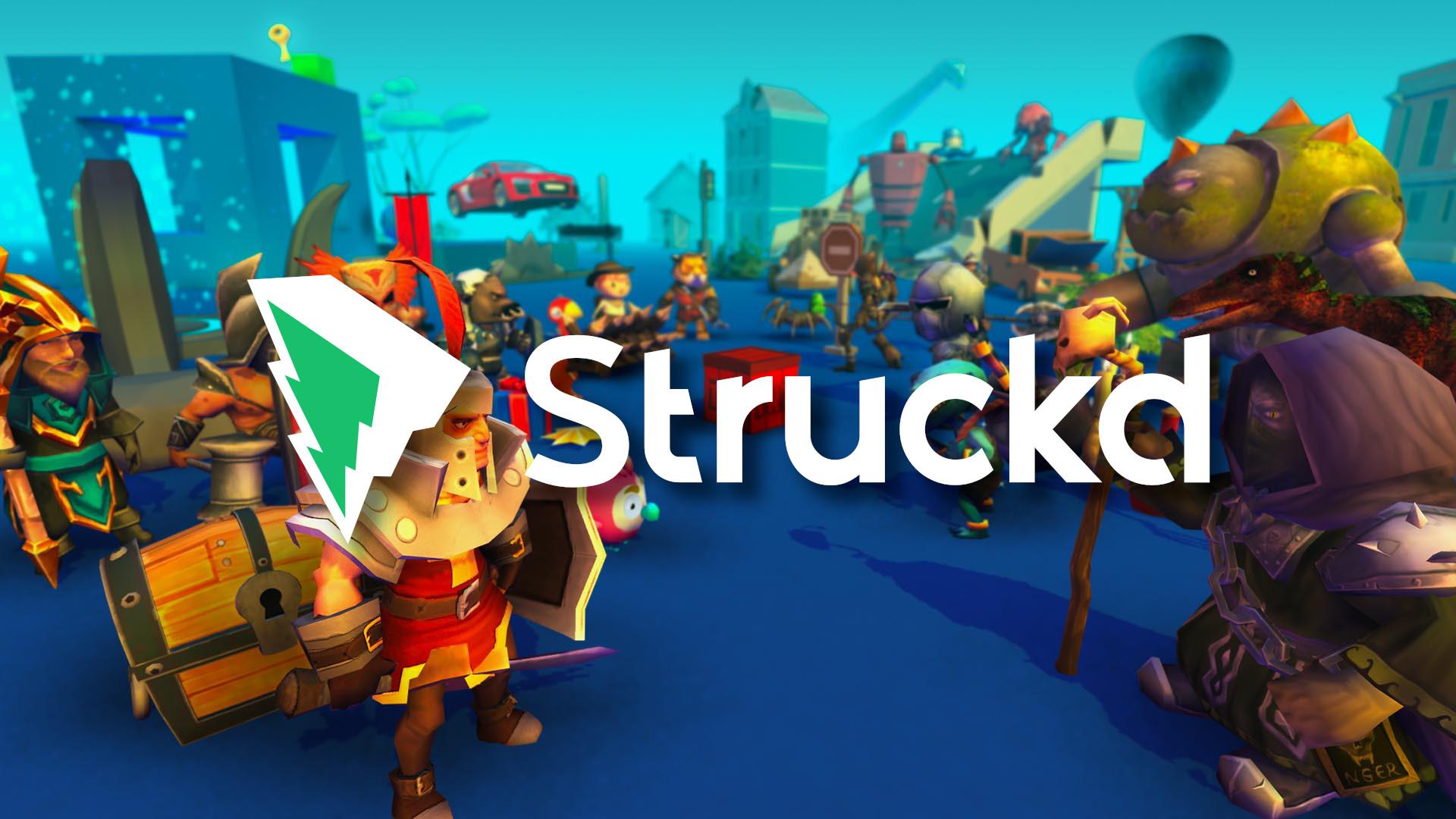 More Than 1 Million Games Created On Mobile Gaming Platform Struckd