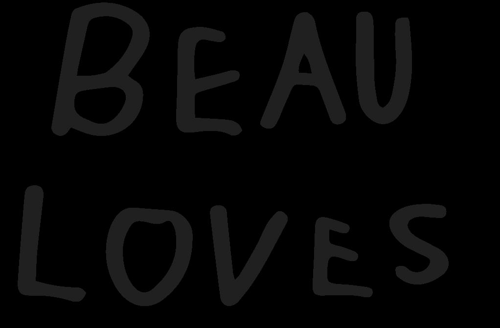 Beau Loves logo