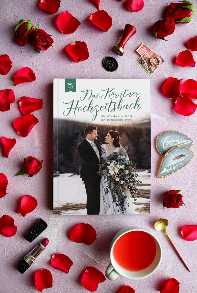 Heiraten in Kärnten | Das Kärntner Hochzeitsbuch