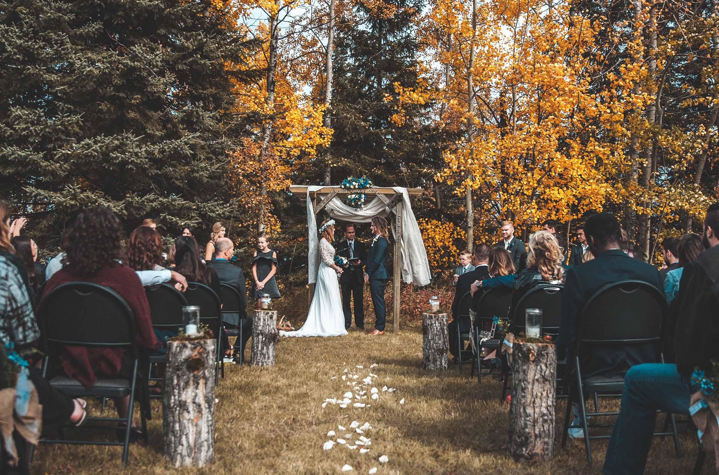 Möbel-Verleih für Hochzeiten