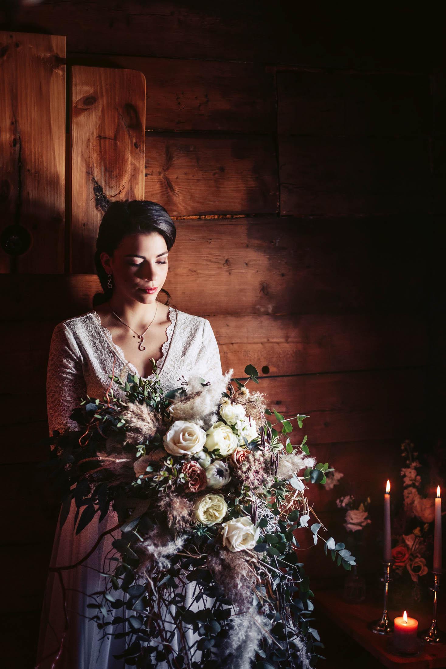 Brautstyling | Hochzeits-Make-up & Frisur Vorarlberg