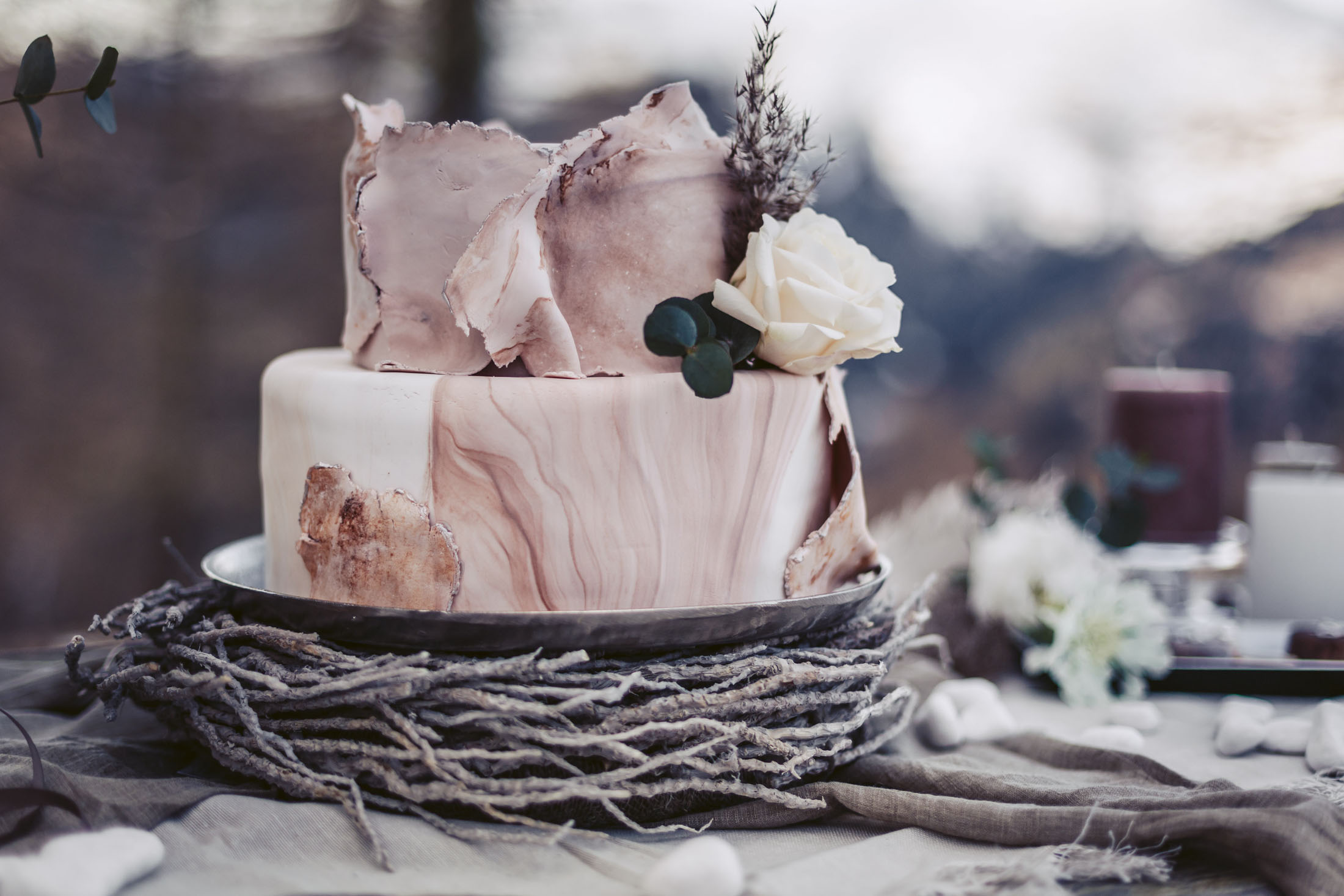 Hochzeitstorte Kärnten