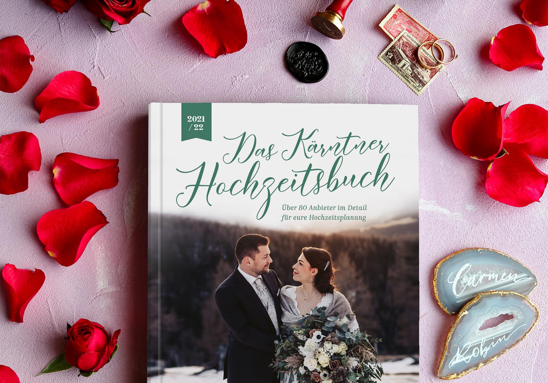 Das Wiener Hochzeitsbuch | Heiraten in Kärnten