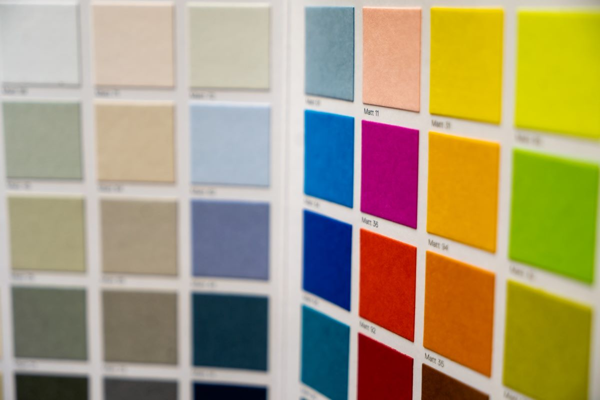 Color Palate for Painting Your Bathroom