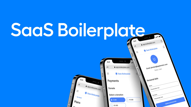 SaaS Boilerplate by Apptension