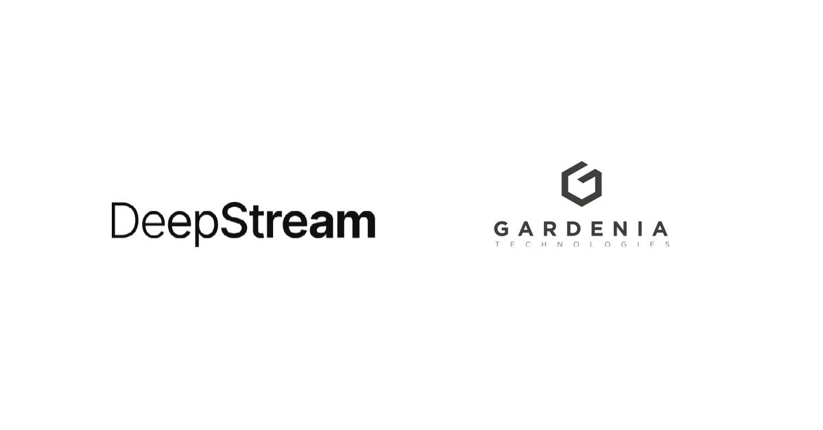 DeepStream and Gardenia Technologies FinTech Partnership