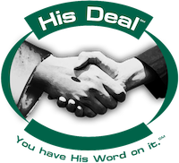 His Deal Logo