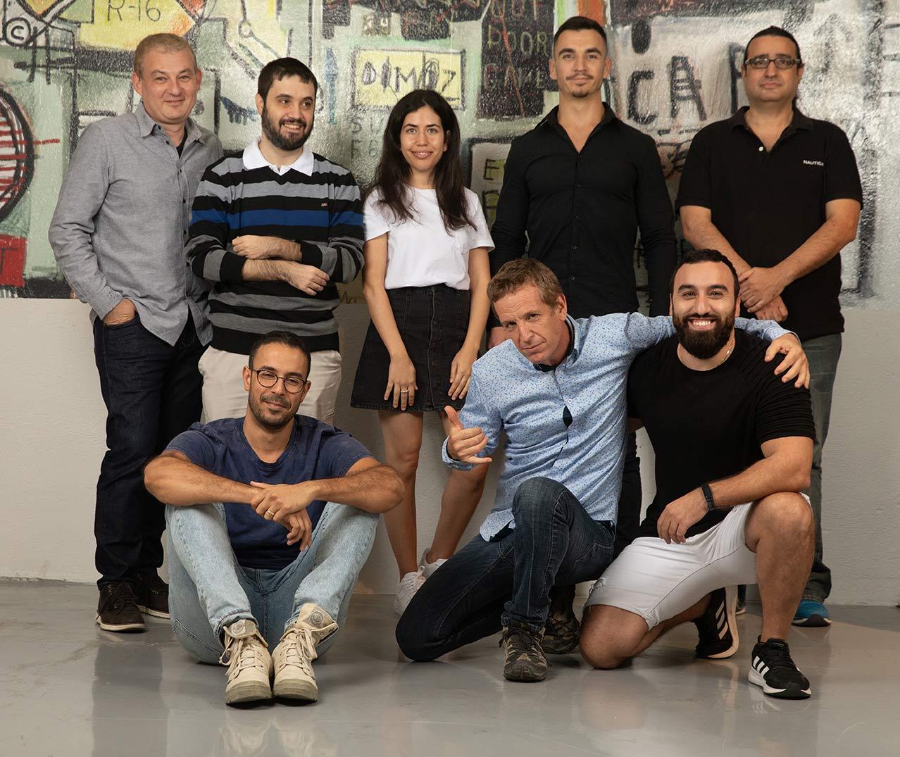 Kardome team members