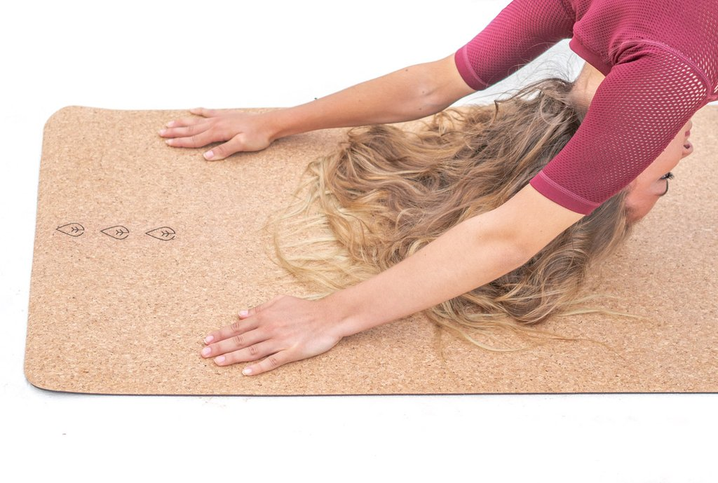 kork yogamatte