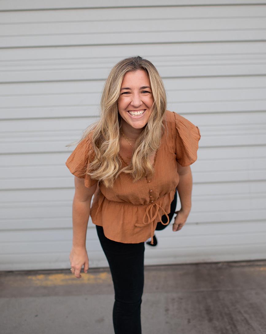 Kelsey Chapman Headshot