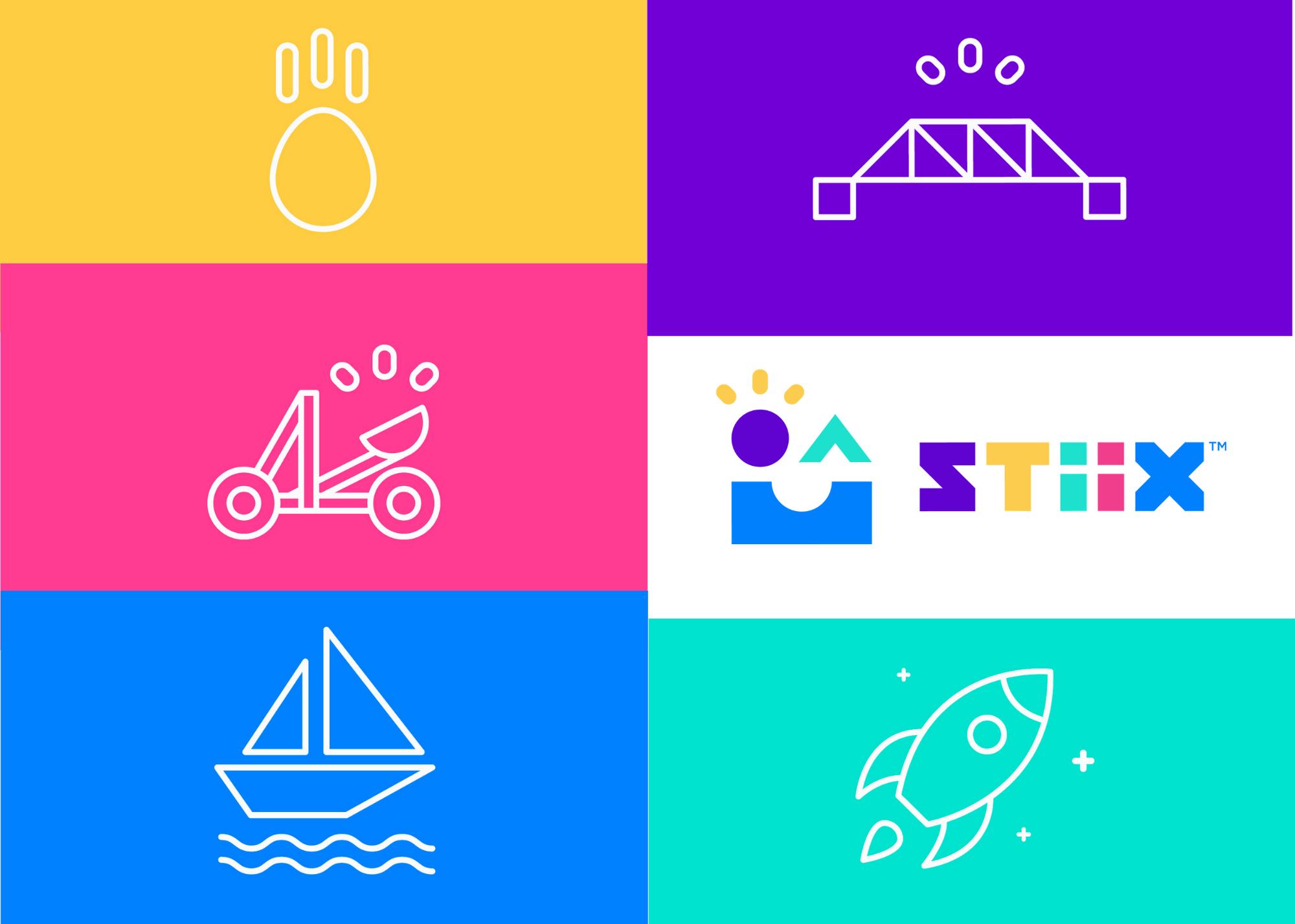 Sample of STIIX STEM kits