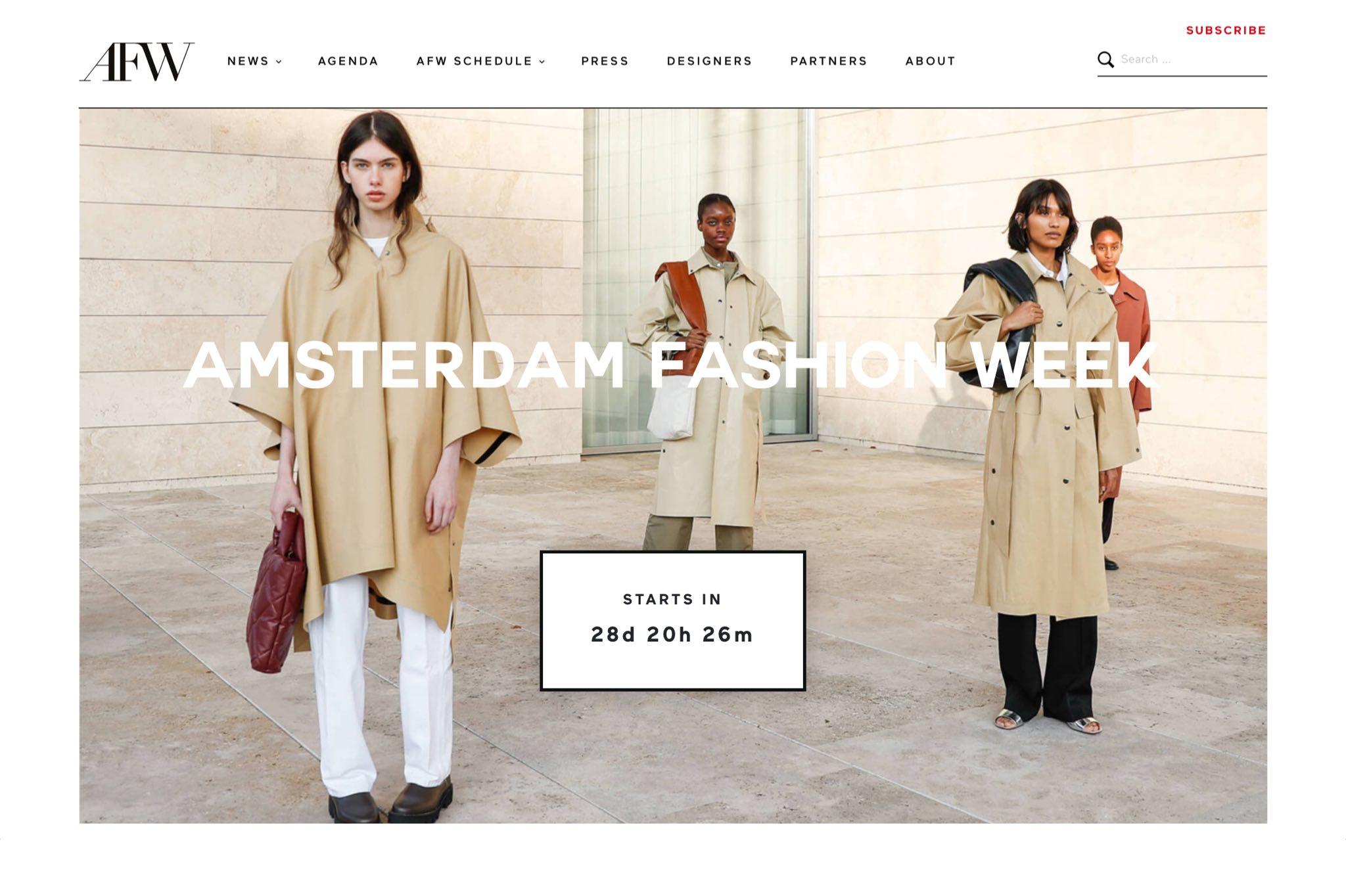 Tnwntytwo | Amsterdam Fashion Week