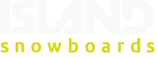Island Snowboards Logo reverse version