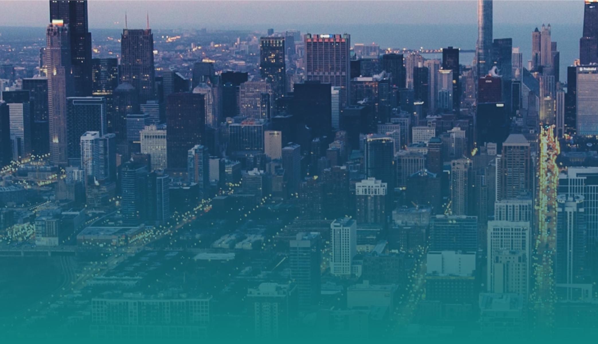 Voosh built a website for Jeffrey Jordan and Savan Avakian. JAG, Jordan Avakian Group. This is a photo of Chicago