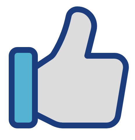 Copier Service Company Thumbs Up icon