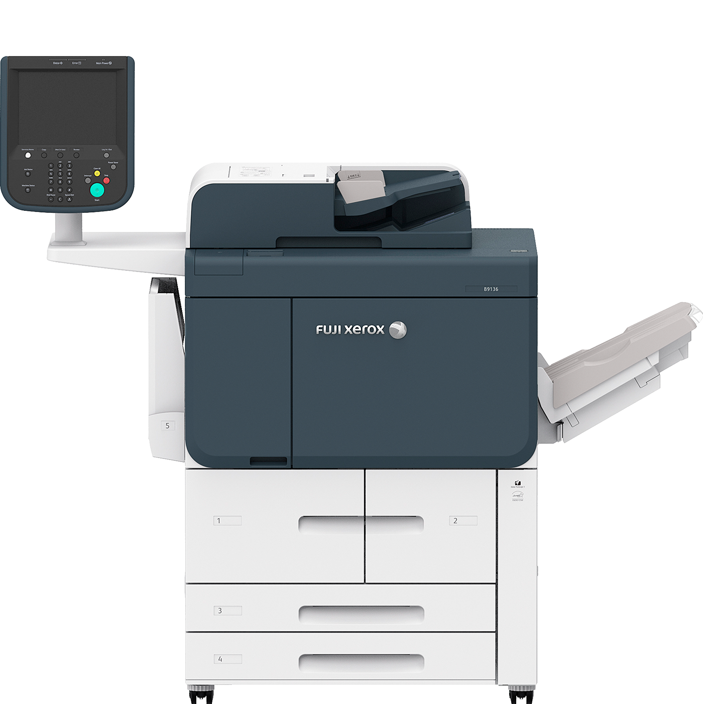 New Fuji Xerox Copier