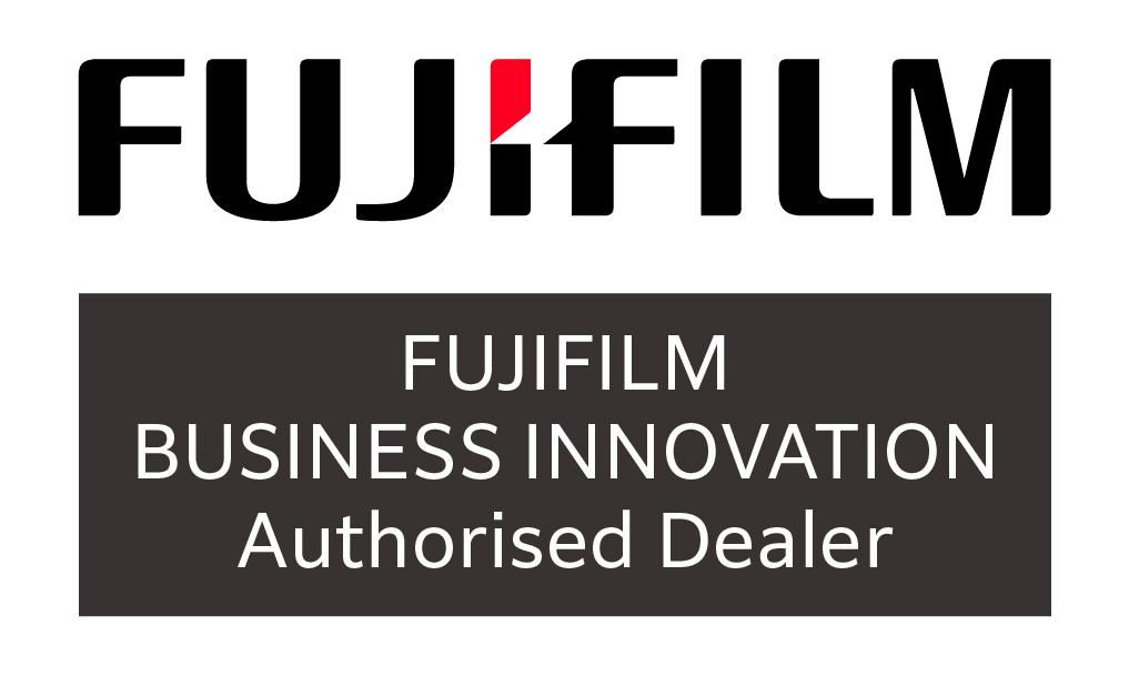 FUJIFILM Authorised Dealer Badge