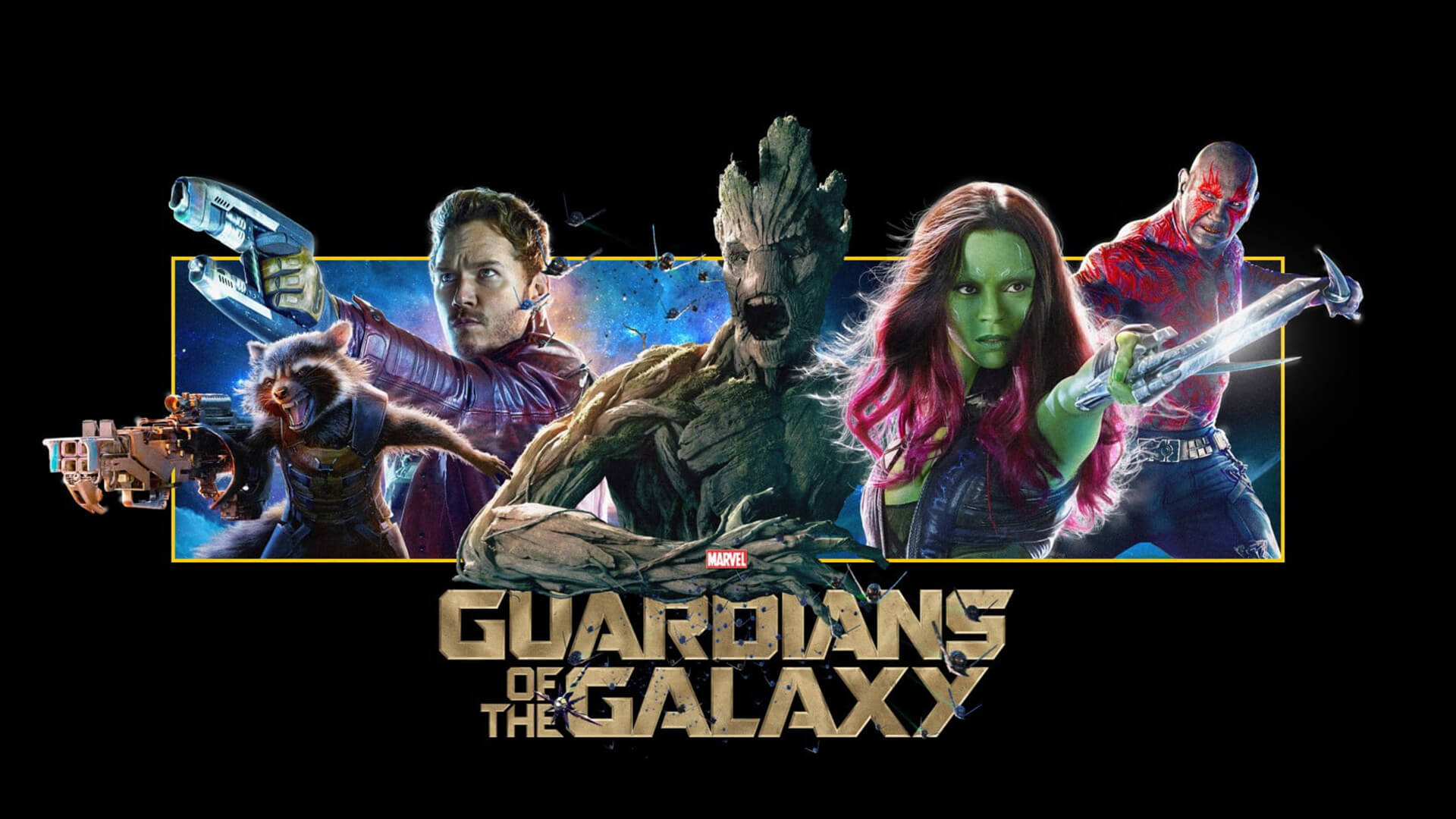Guardians of the galaxy, movie