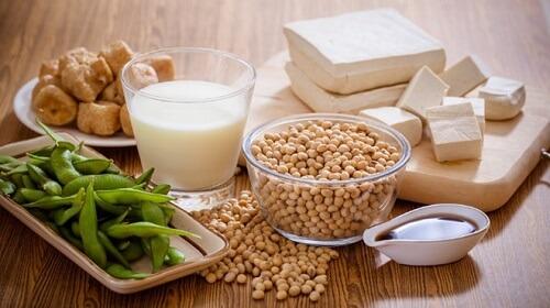 Nam giới nên kiêng đậu nành và các chế phẩm từ đậu nành