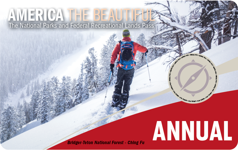 America the Beautiful - National Parks & Federal Recreational Lands Annual  Pass | USGS Store