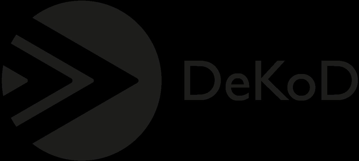 DeKo D In- & Export Logo