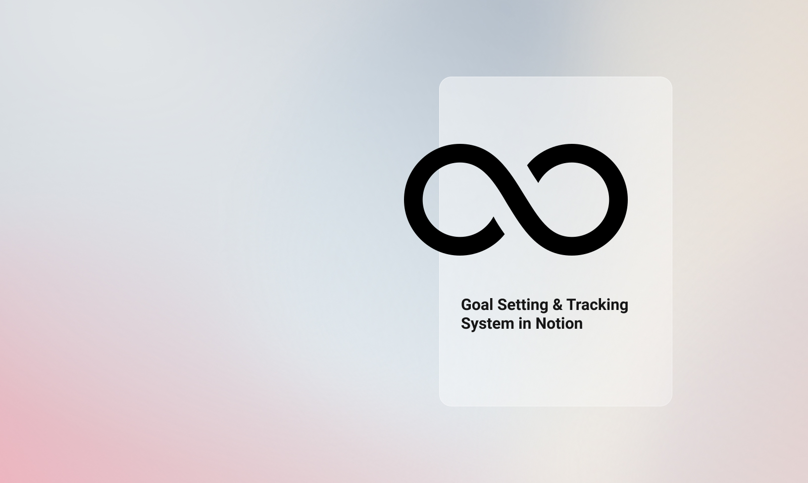 In this article, I will explain how to create an advanced Notion Goal System to set, track, and achieve your goals.