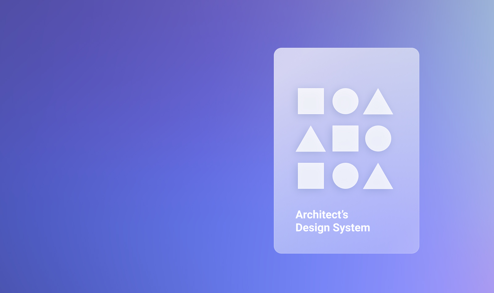 In this article, I will explain the main parts of a design system for a competition phase project. It is also useful for students and designers who start their career.