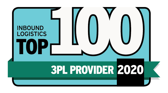Top 100 Logistics Logo