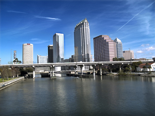 Tampa-skyline