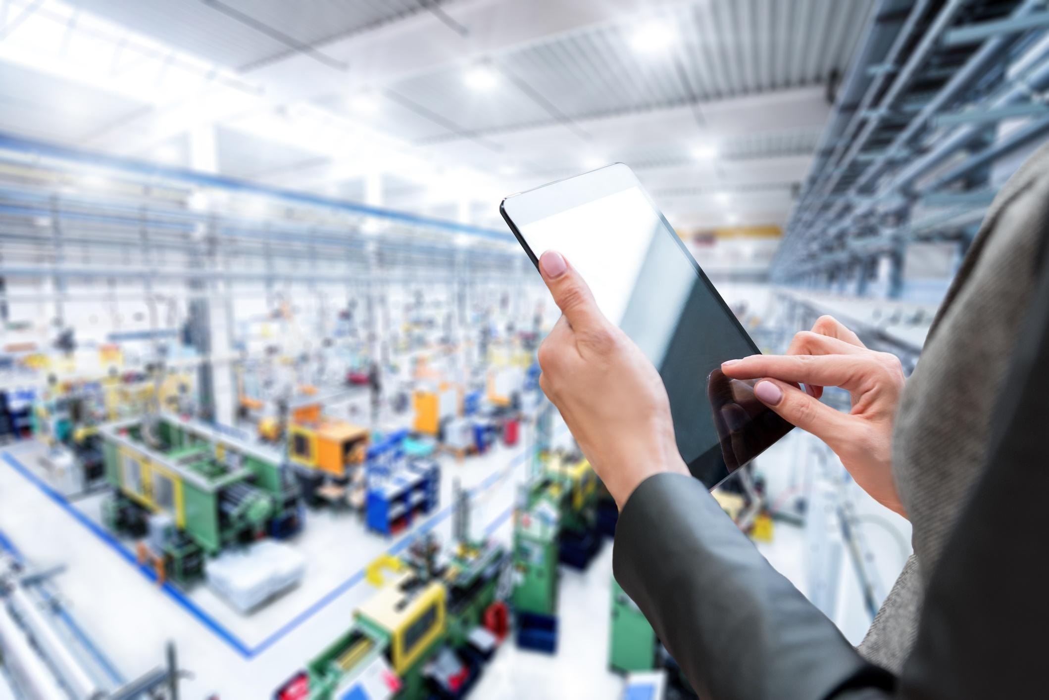 digital supply chain management