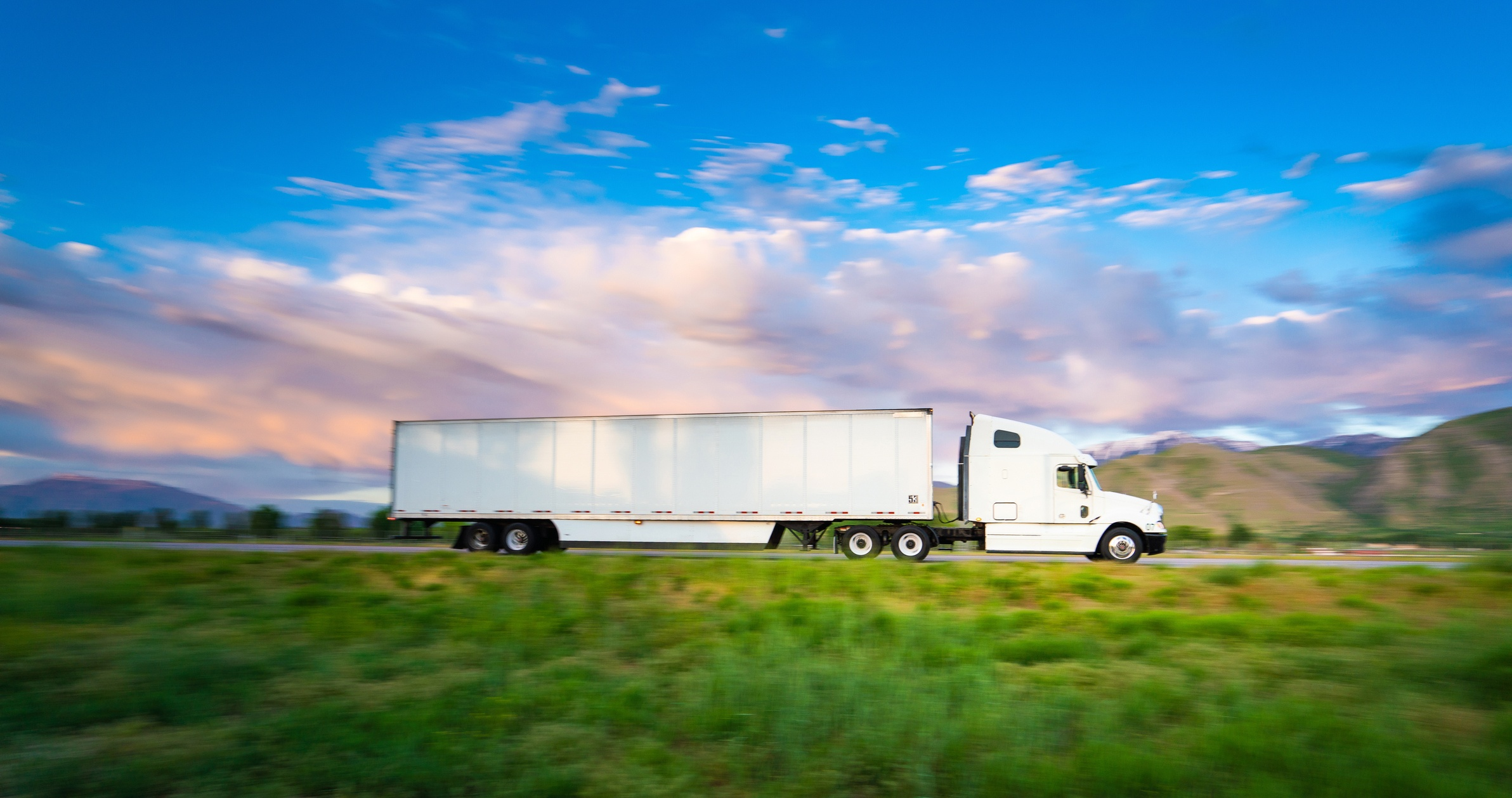 what is dry van shipping