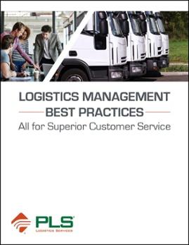 Logistics Management Best Practices