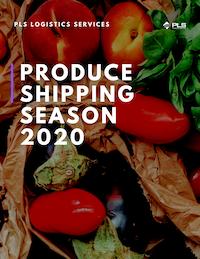 Produce Shipping Season 2020