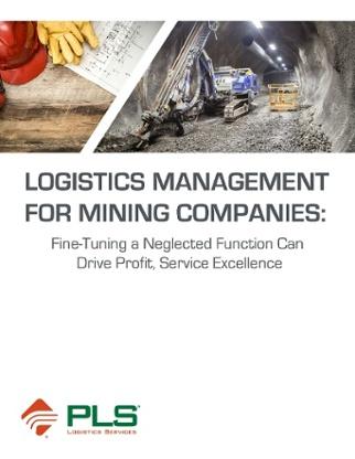 Logistics Management for Mining Companies