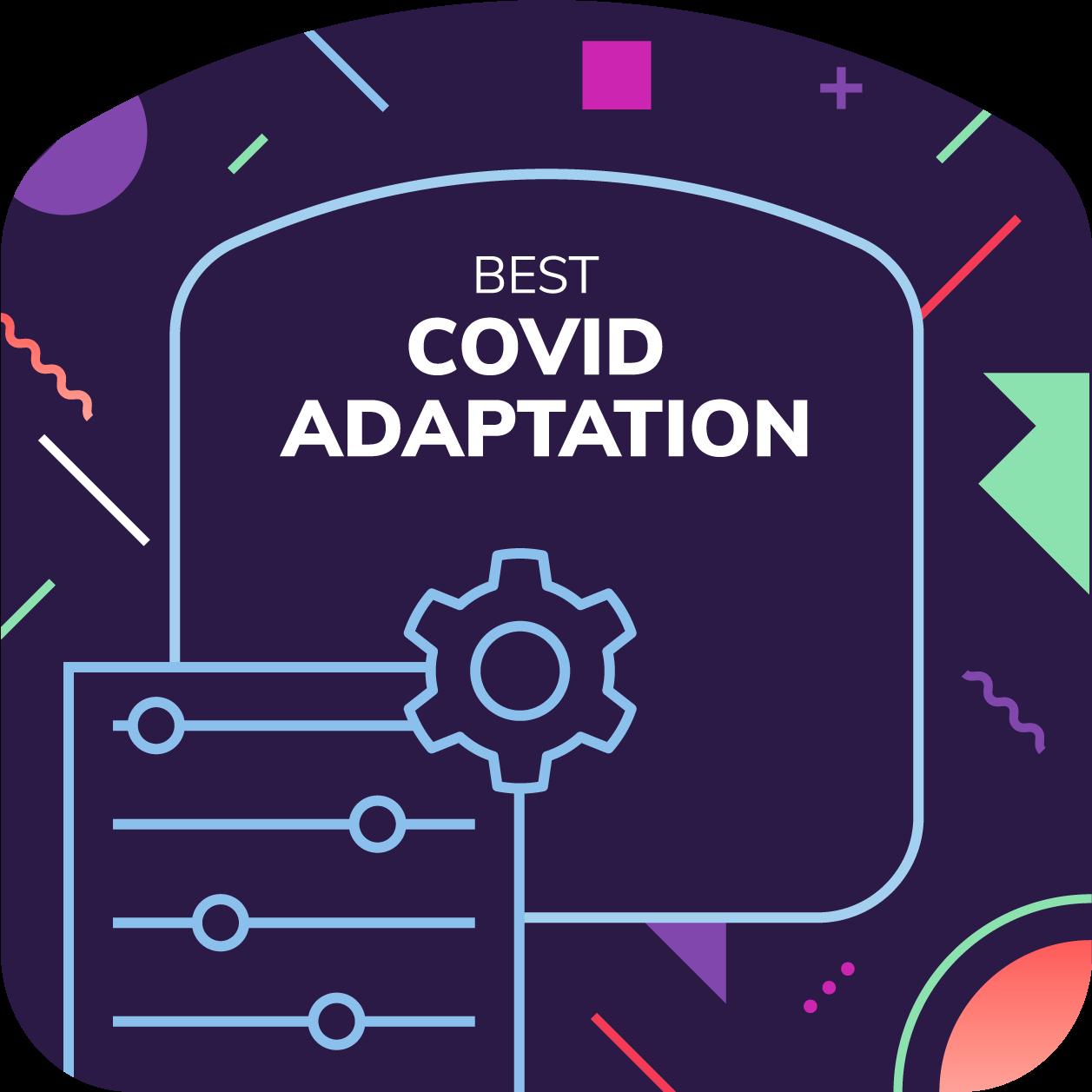 Best Covid Adaptation