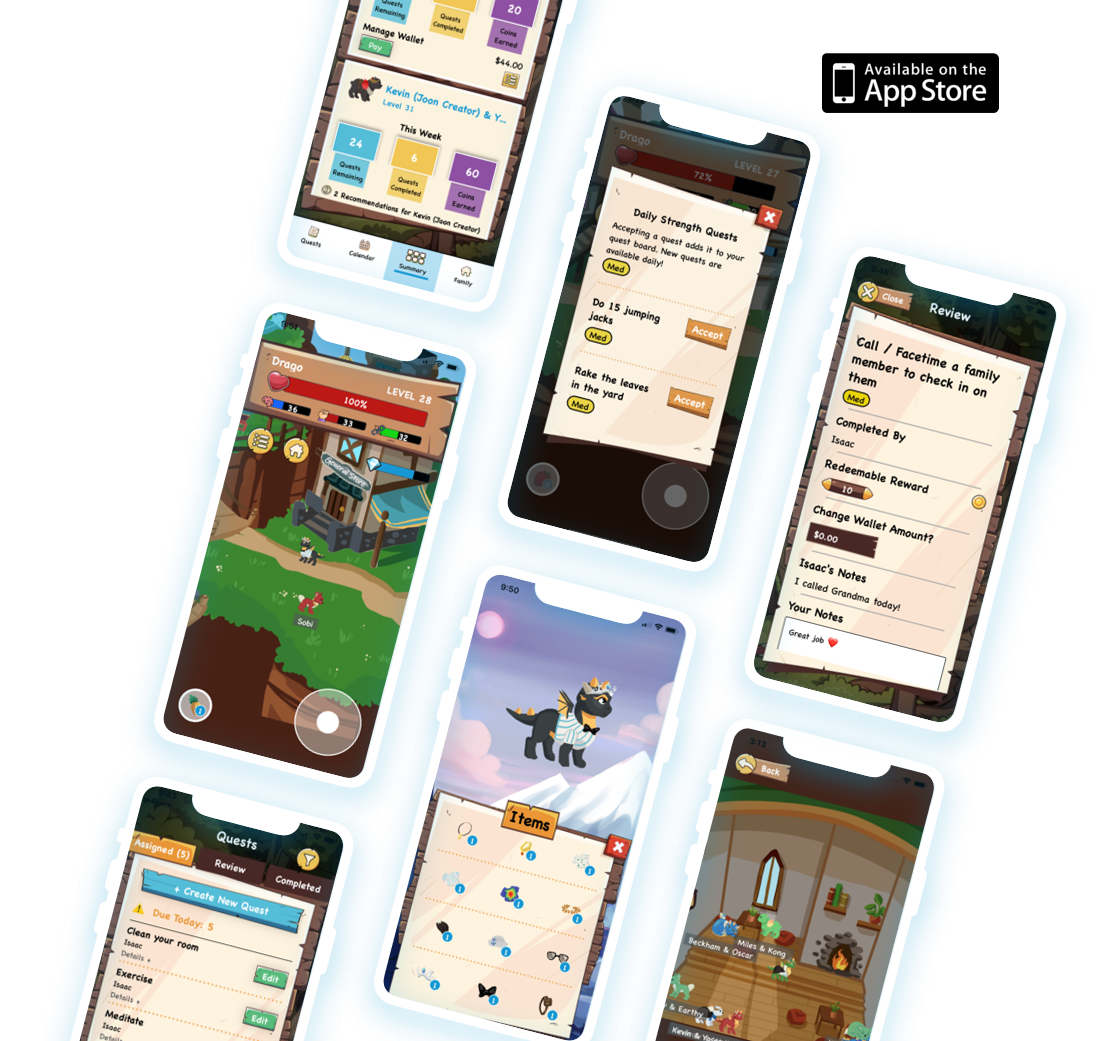 raise children with this character building app