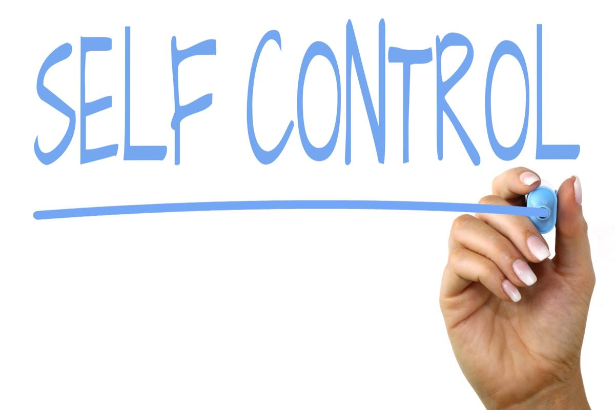 teaching child about self-control