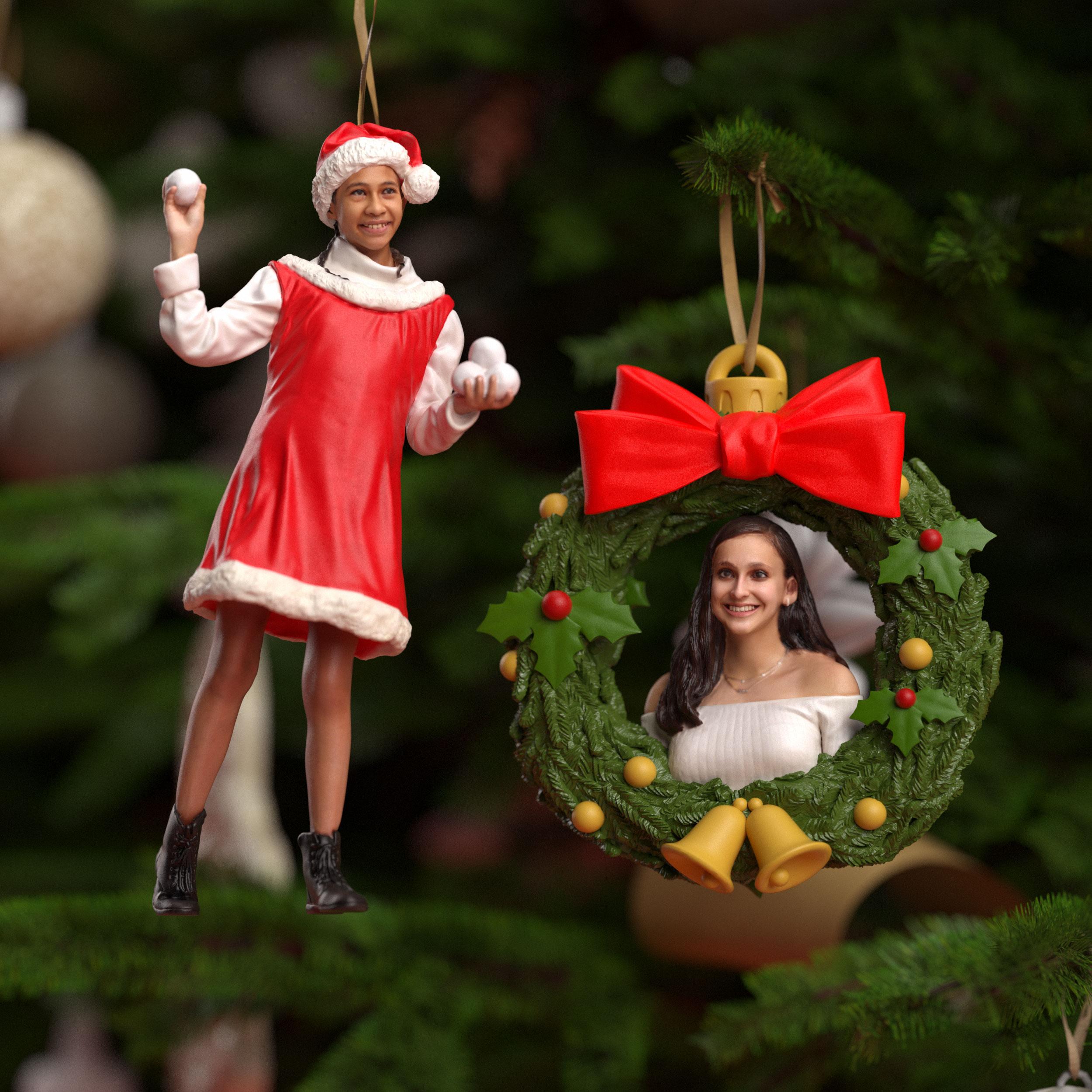 Dopl ornaments