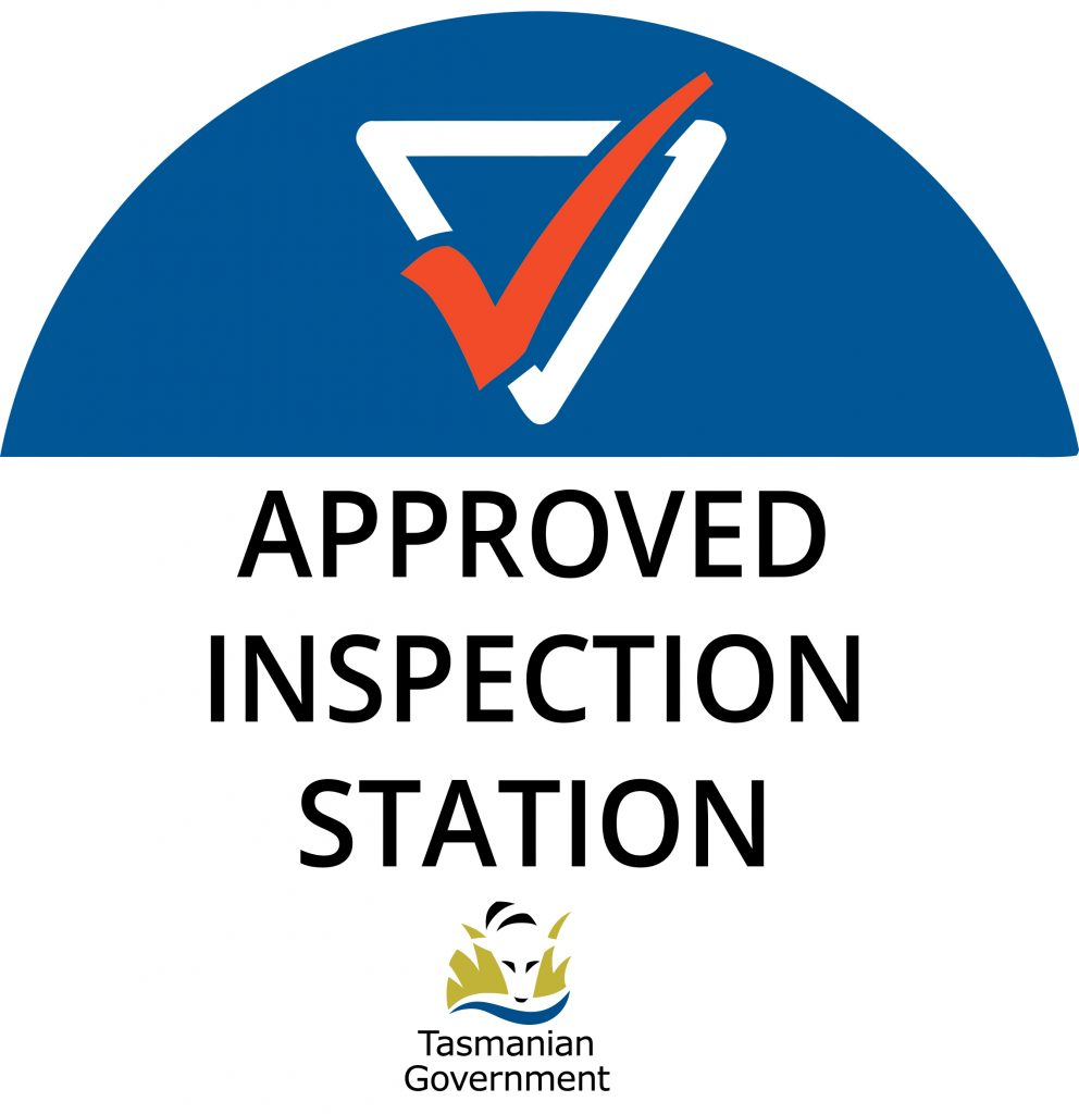 Approved Inspection Station Logo